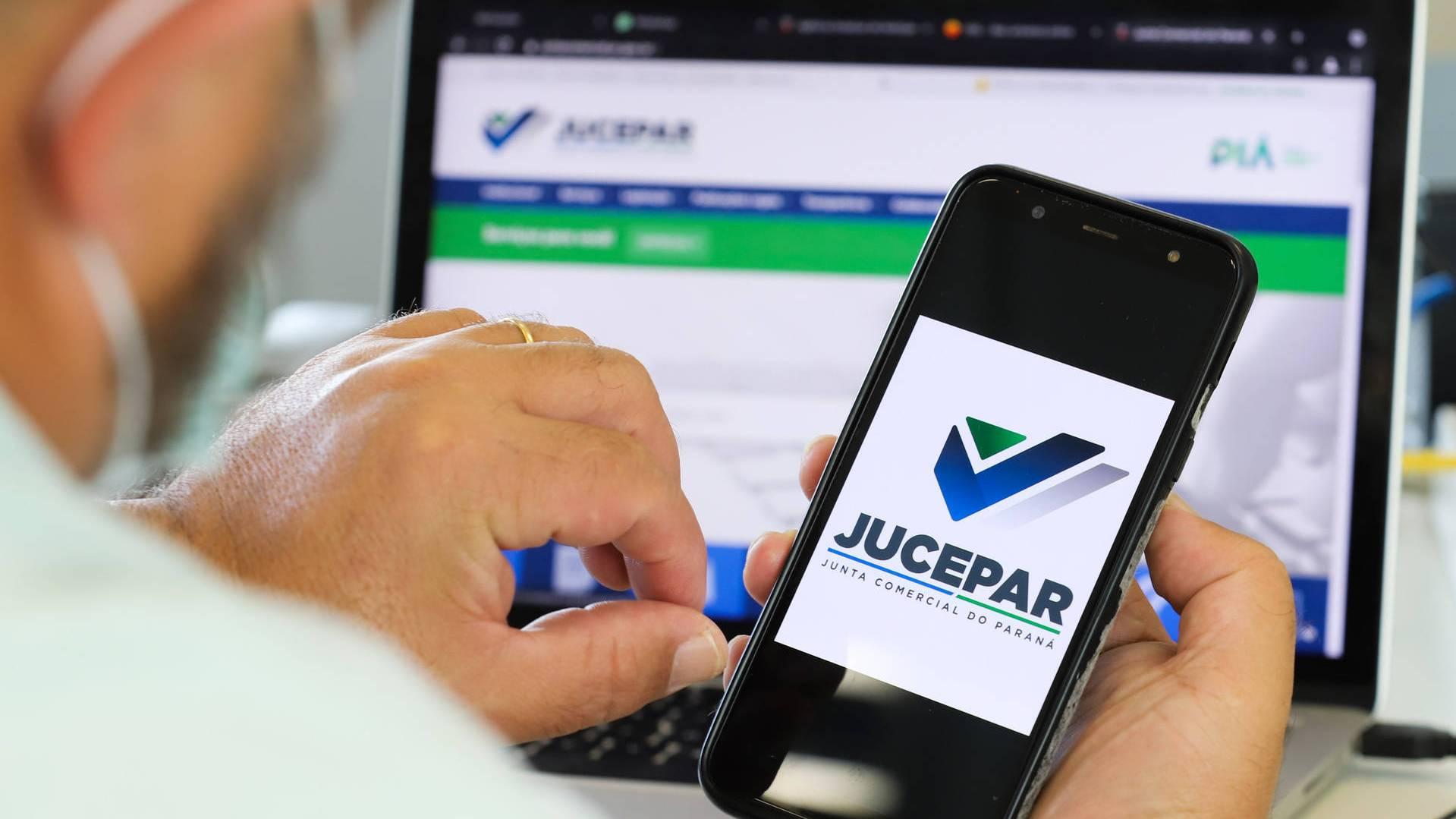 No Paraná, saldo de novas empresas cresce 13,9% em 2021, aponta Jucepar