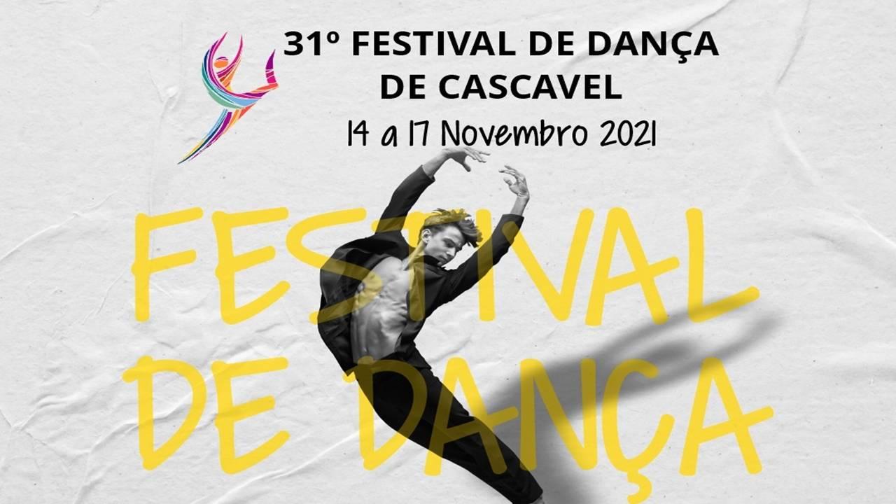 Cascavel se prepara para a 31ª edição do Festival de Dança de Cascavel