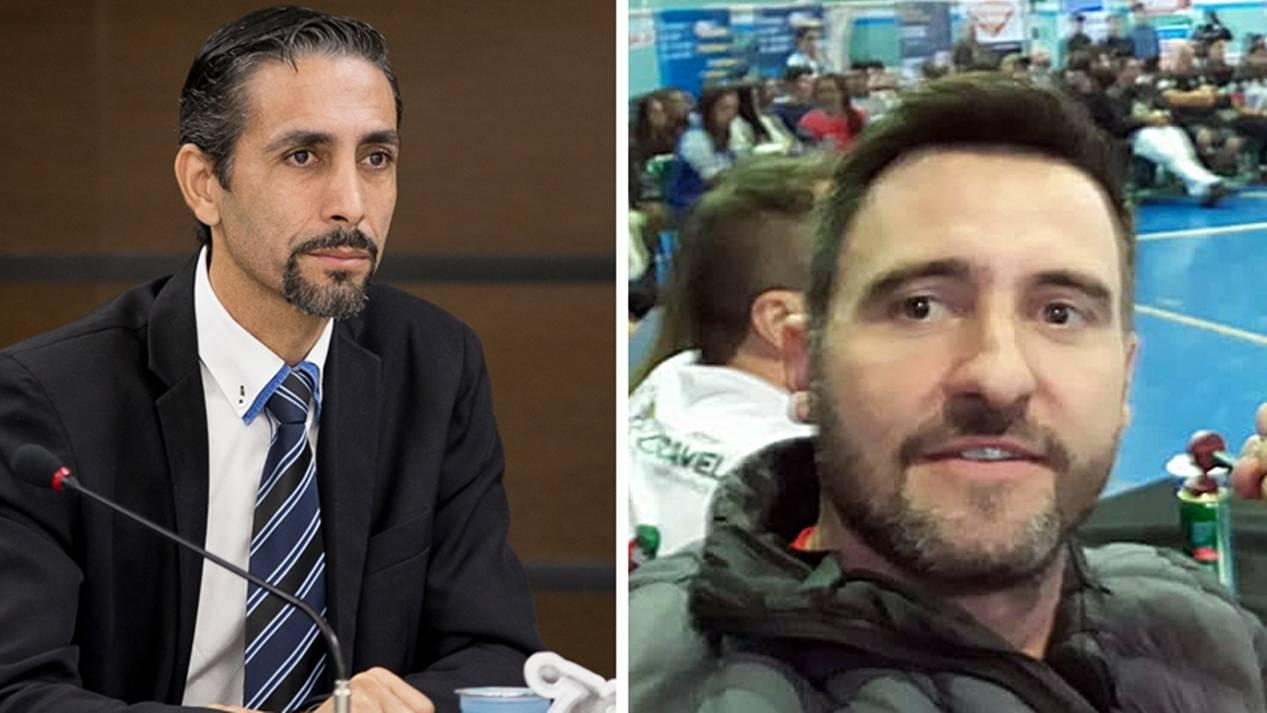 Júlio César Raizel e Carlinhos Oliveira assumem cargos na Secretaria Municipal de Cultura e Esportes