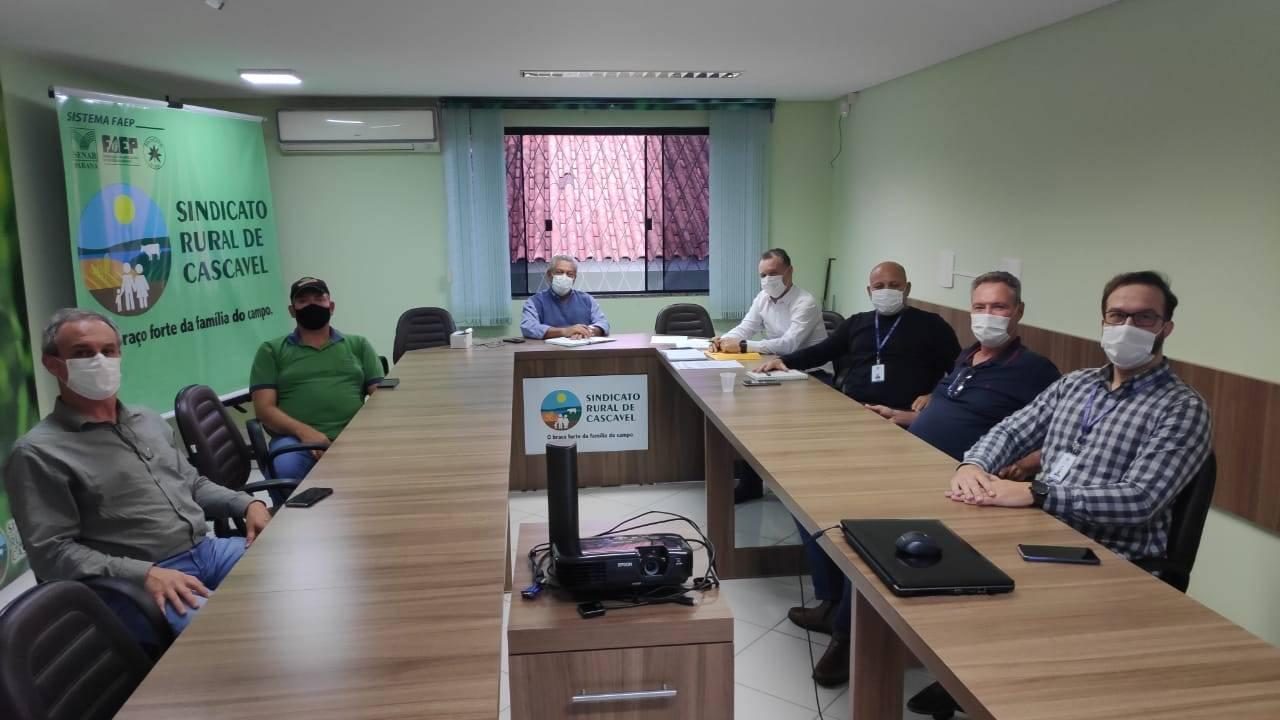 Entidades se mobilizam para conseguir viabilizar projeto para obra de pavimentação da PR-180