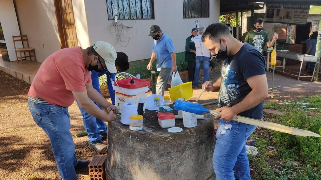 Agrotec finaliza curso de Olericultura para produtores rurais
