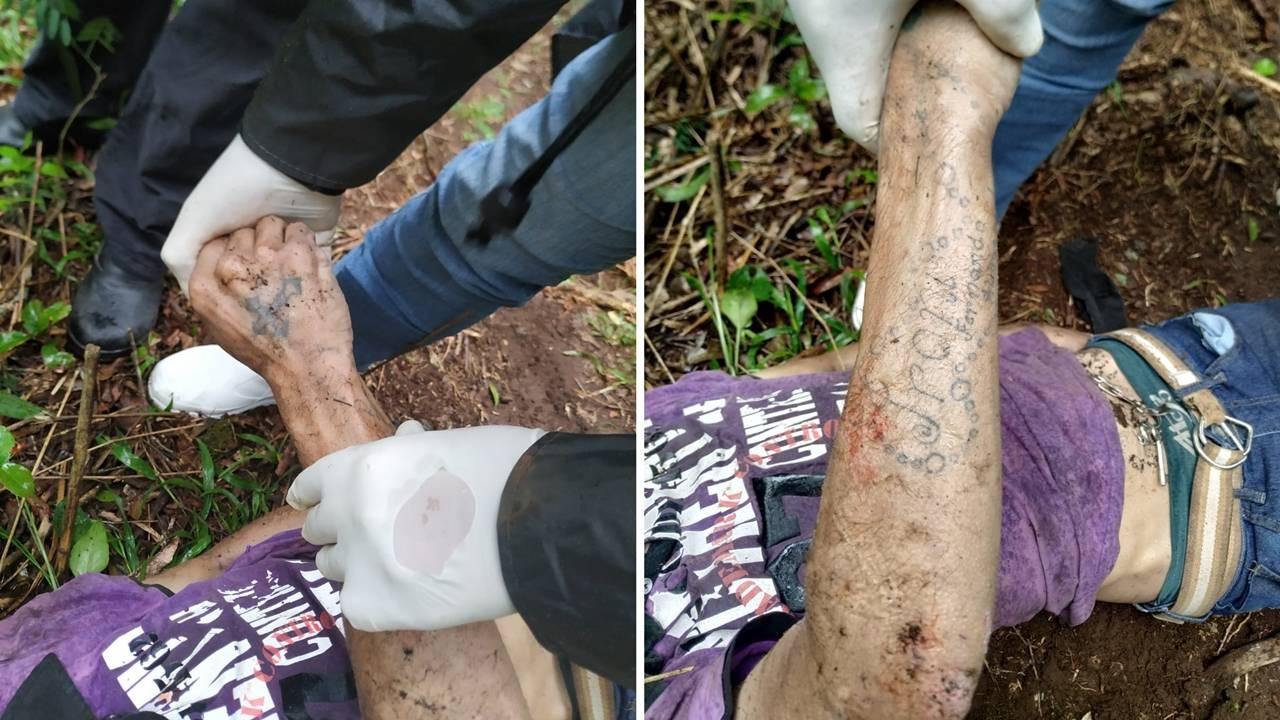 Homem encontrado morto em cachoeira nas proximidades da Ferroeste é identificado