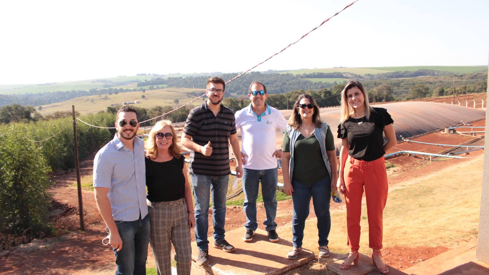 Projeto seleciona pontos da região Oeste para implantação de rota turística agrotecnológico