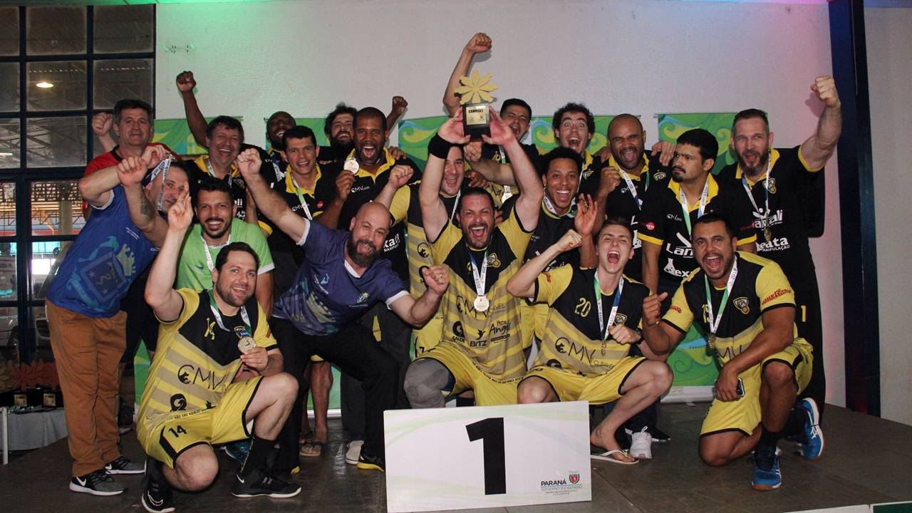 Cascavel Handebol estreia nos Jogos Abertos do Paraná