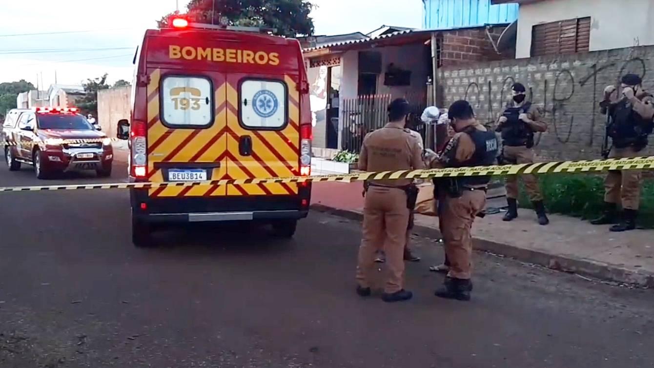 Homem fica em estado grave após ser baleado no Bairro Brasmadeira