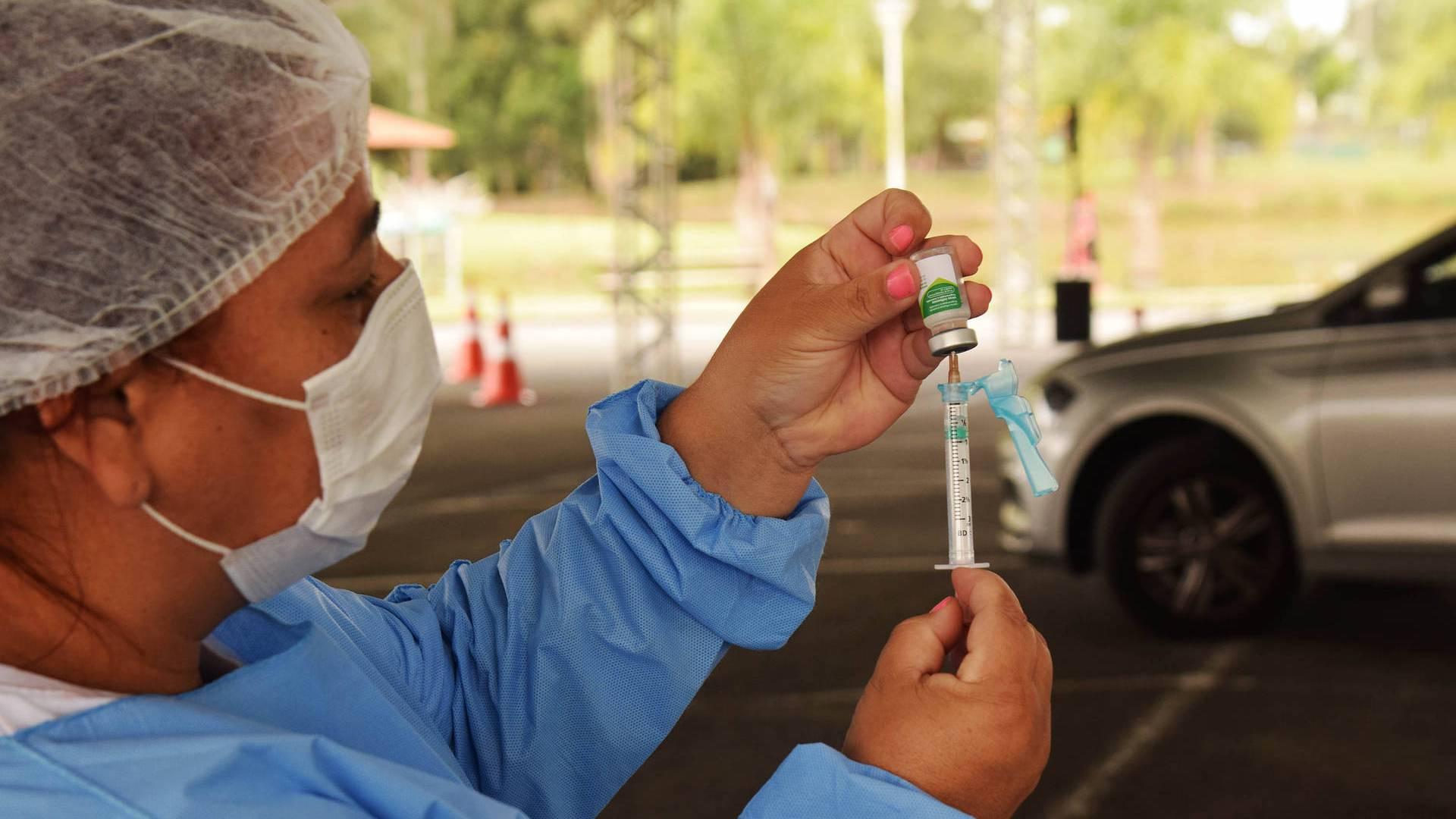 Estado inicia vacinação contra a gripe em idosos e professores