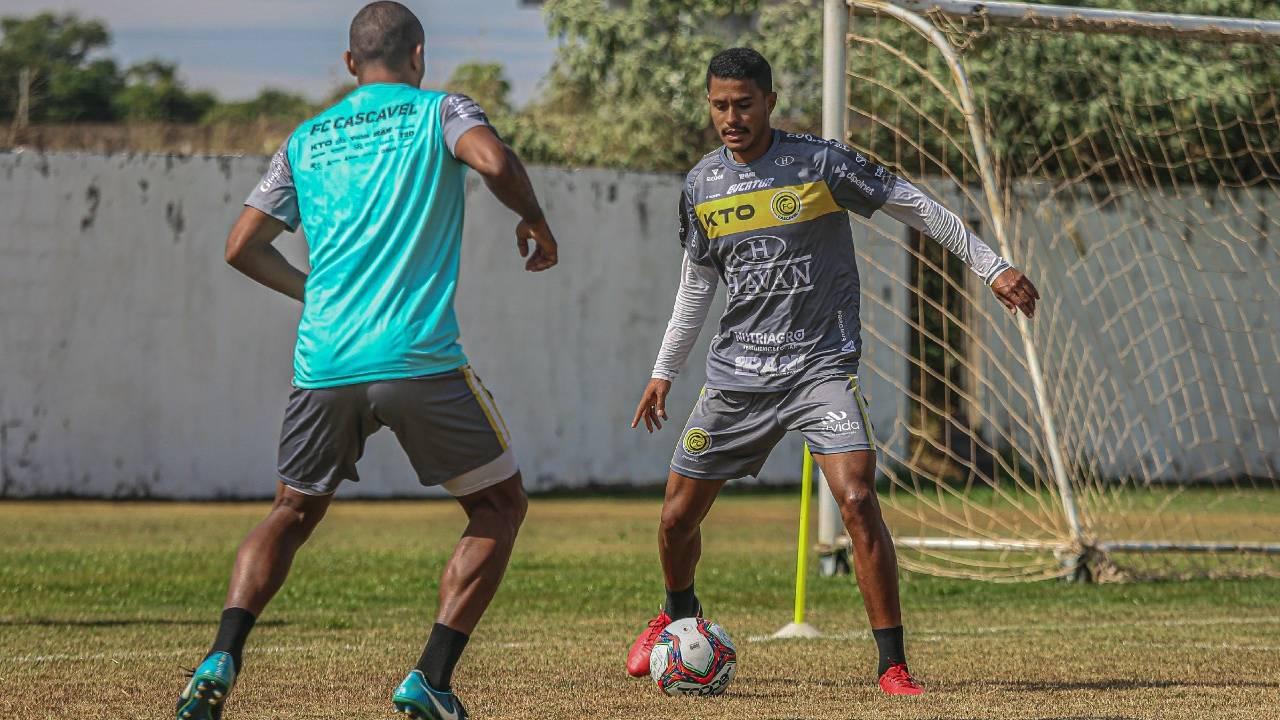 FC Cascavel recebe em casa o Rio Branco pela 10ª rodada do Campeonato Paranaense