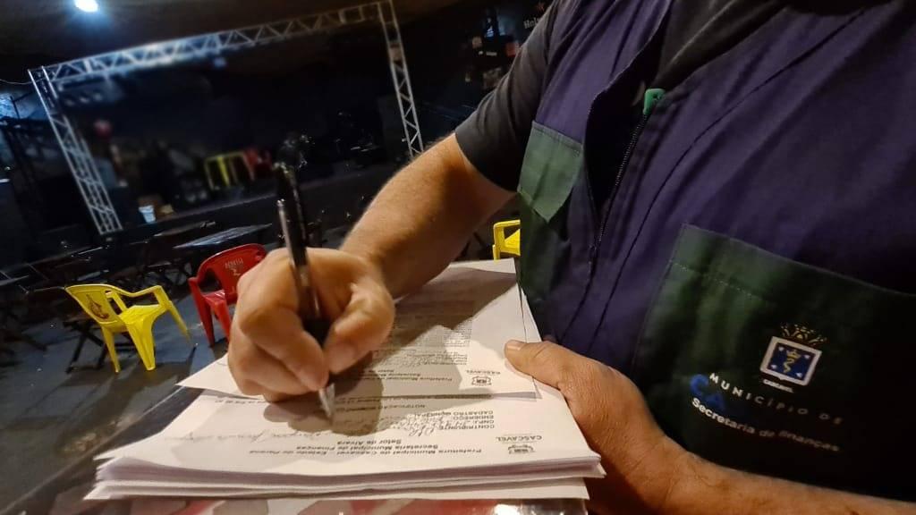 Fiscalização das medidas contra a Covid-19 terá sequência no fim de semana em Cascavel