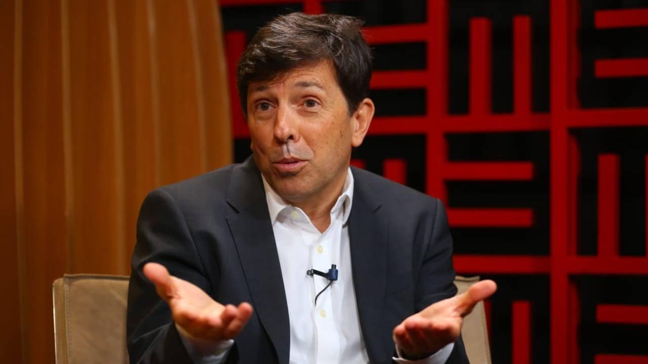 João Amoêdo desiste de concorrer à Presidência