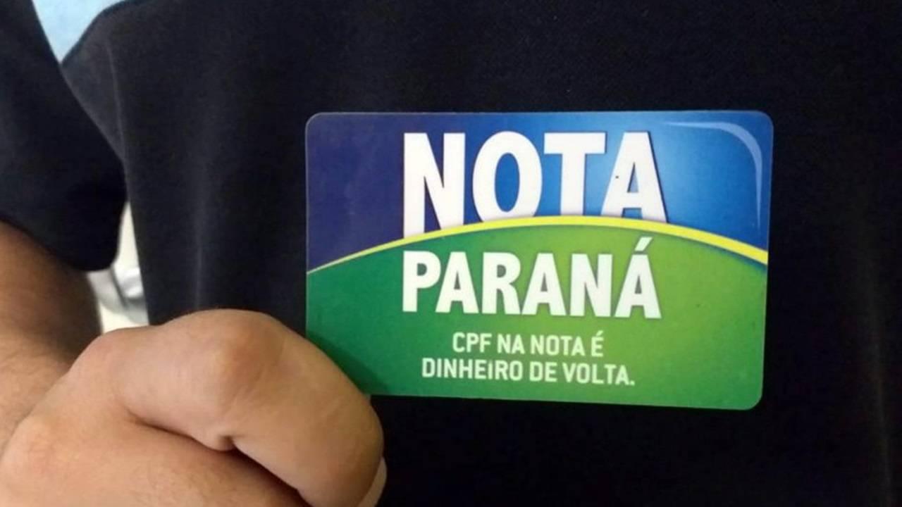 Nota Paraná faz três novos milionários na região de Curitiba