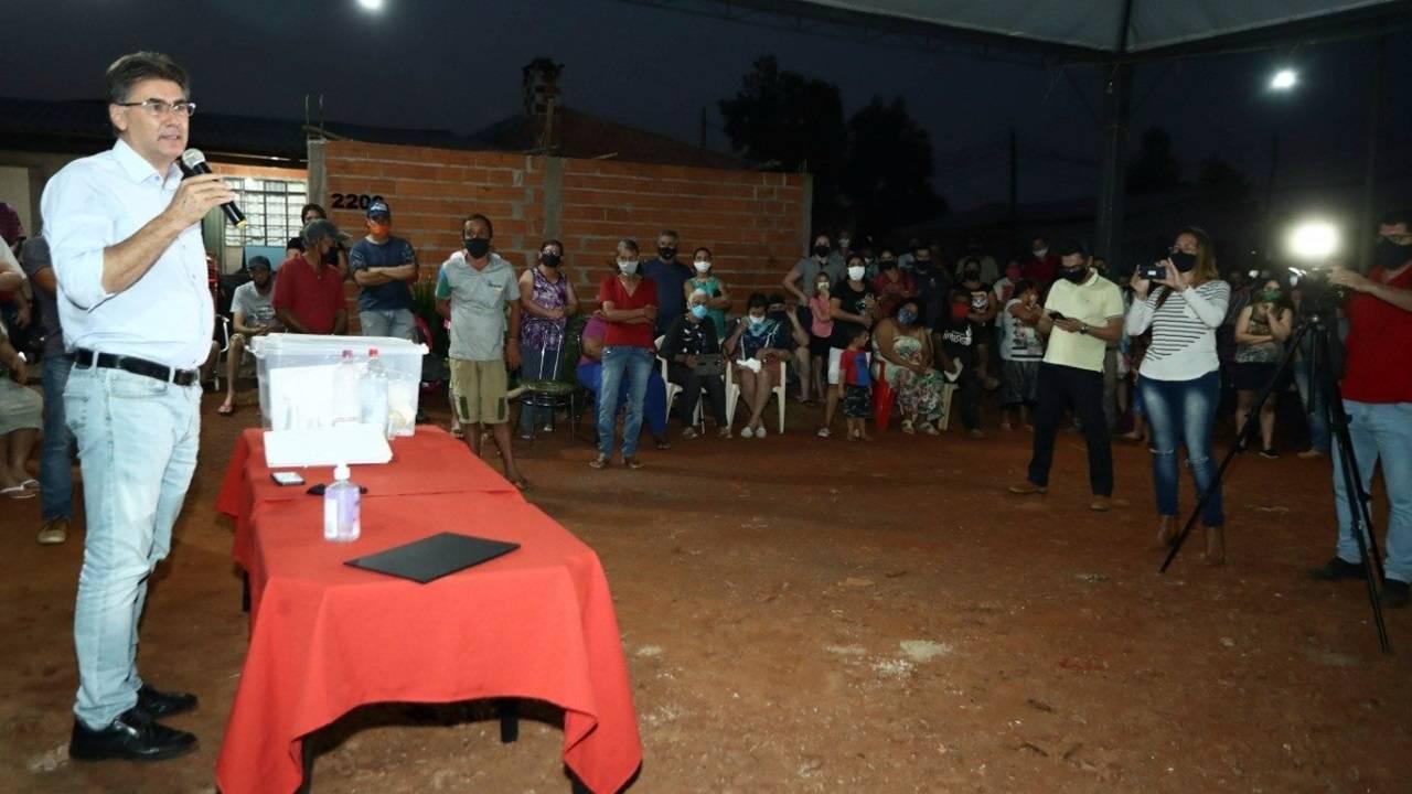 Jardim Veneza: Prefeitura regulariza loteamento Wilson Gonçalves