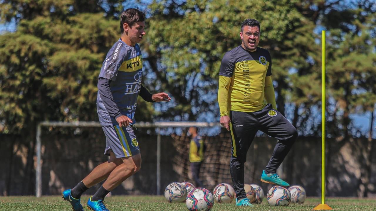 FC Cascavel enfrenta Cianorte pela fase mata-mata do Brasileirão da Série D