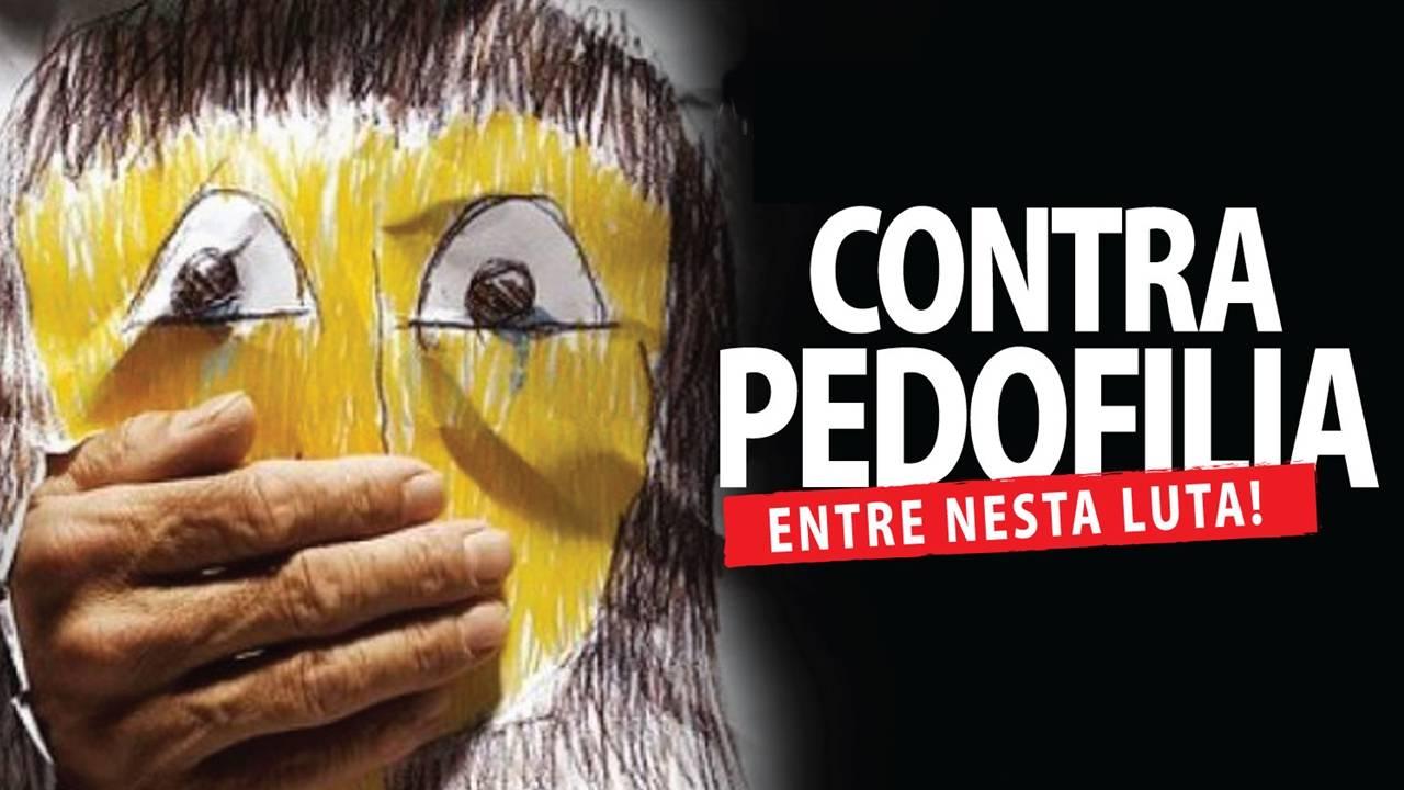 Projeto de lei prevê afixar cartazes contra pedofilia em escolas e transporte coletivo