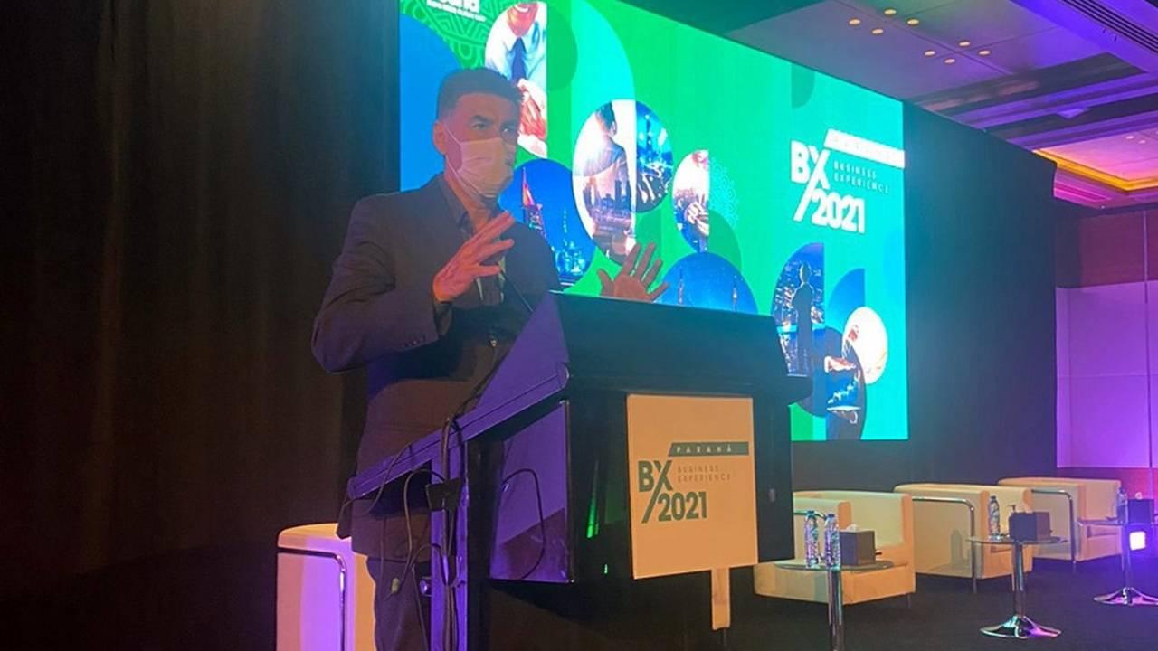 Expo 2020: Paranhos apresenta números da região Oeste nos Emirados Árabes