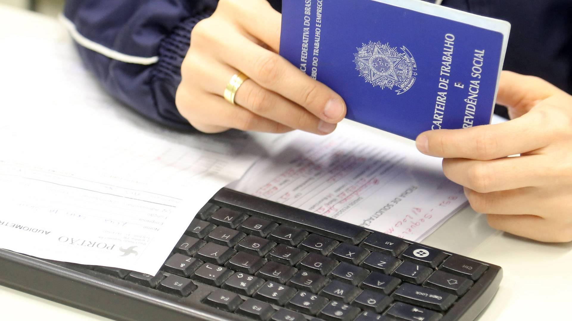 Semana começa com 9.588 vagas ofertadas pelas Agências do Trabalhador