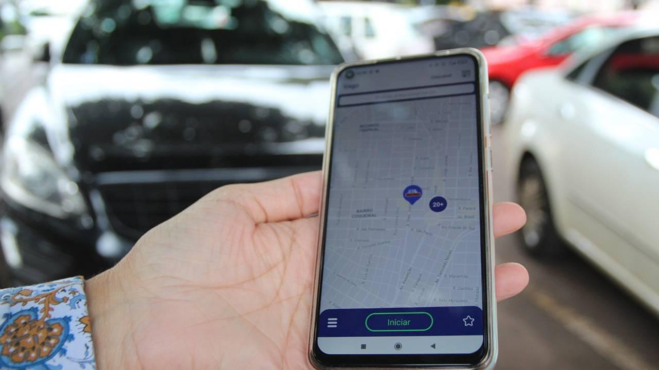 ESTAR: APP Vago é a maneira mais prática e econômica de estacionar nas vagas regulamentadas