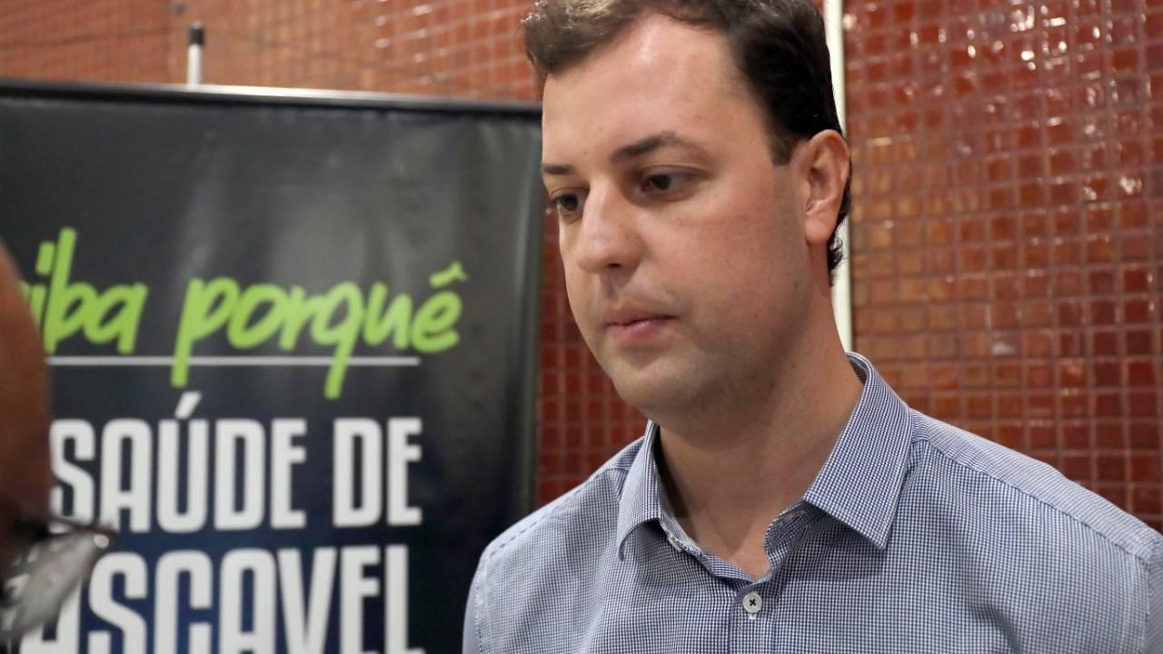 Vinicius Bosa é o novo presidente da Cohavel