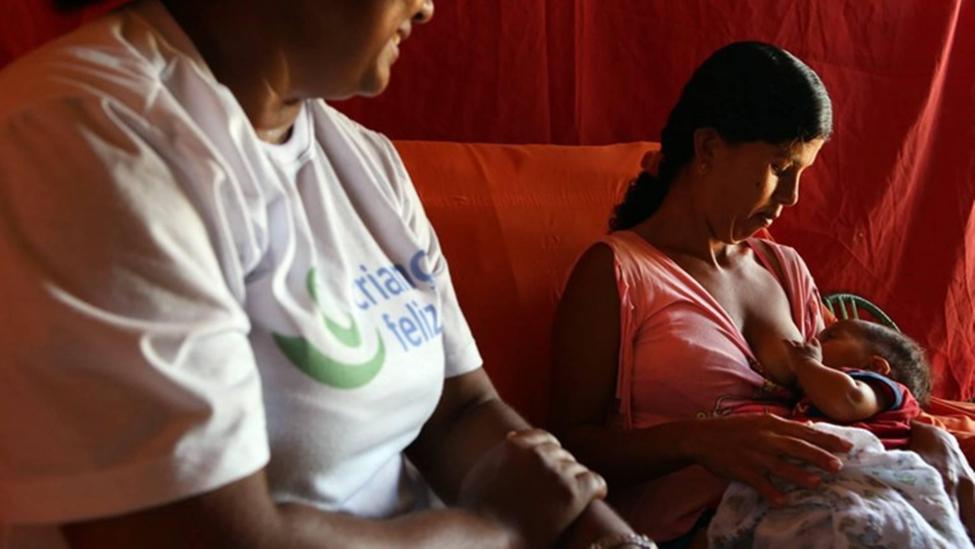 Programa registra mais de 35 milhões de visitas domiciliares, Criança Feliz