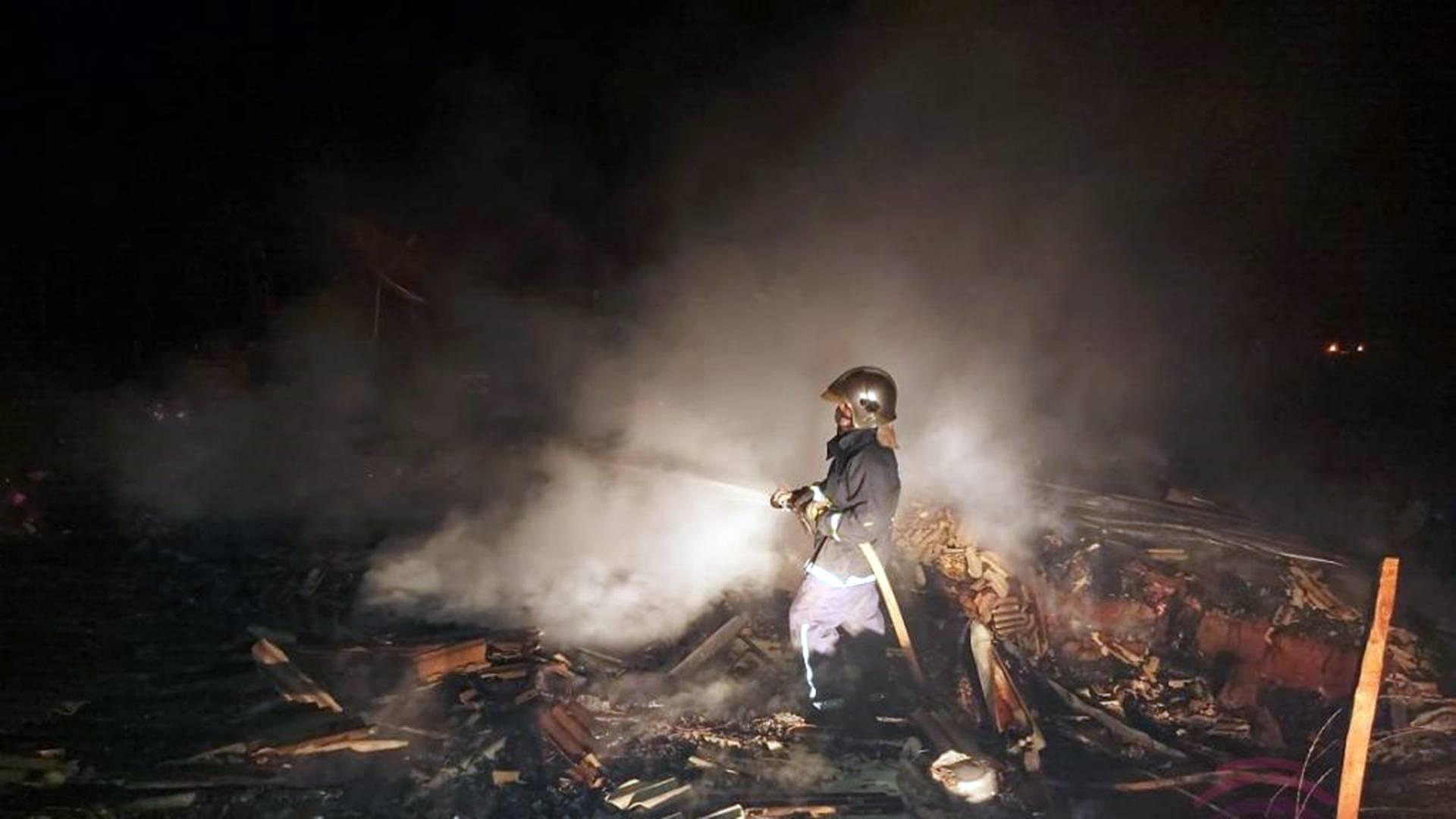 Pai e filho morrem carbonizados no interior de Chopinzinho