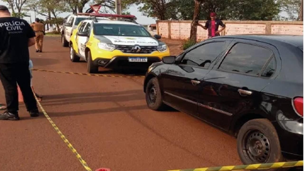 Homem é encontrado sem vida dentro de automóvel em Quedas do Iguaçu