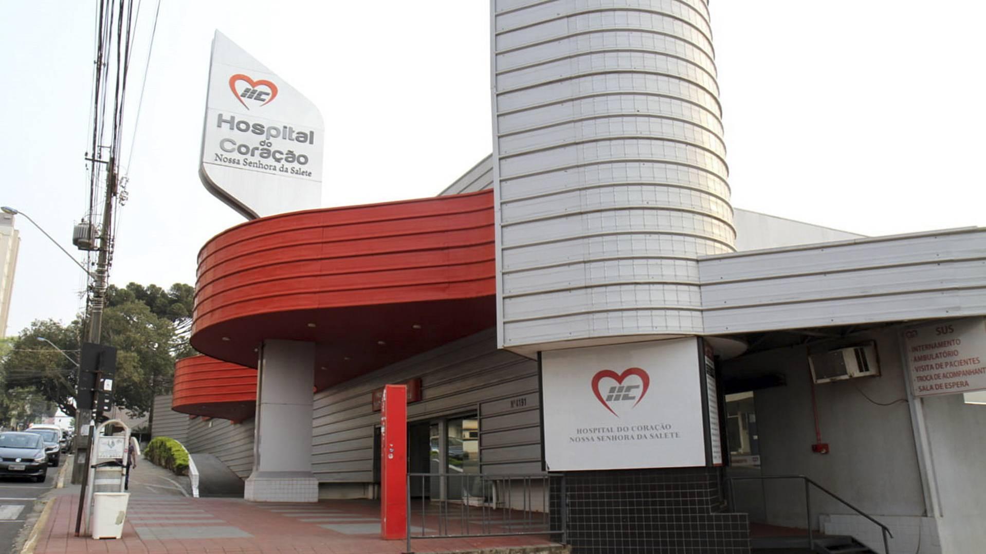 Rede Metropolitana traz equipamentos para modernizar Hospital Nossa Senhora da Salete em Cascavel