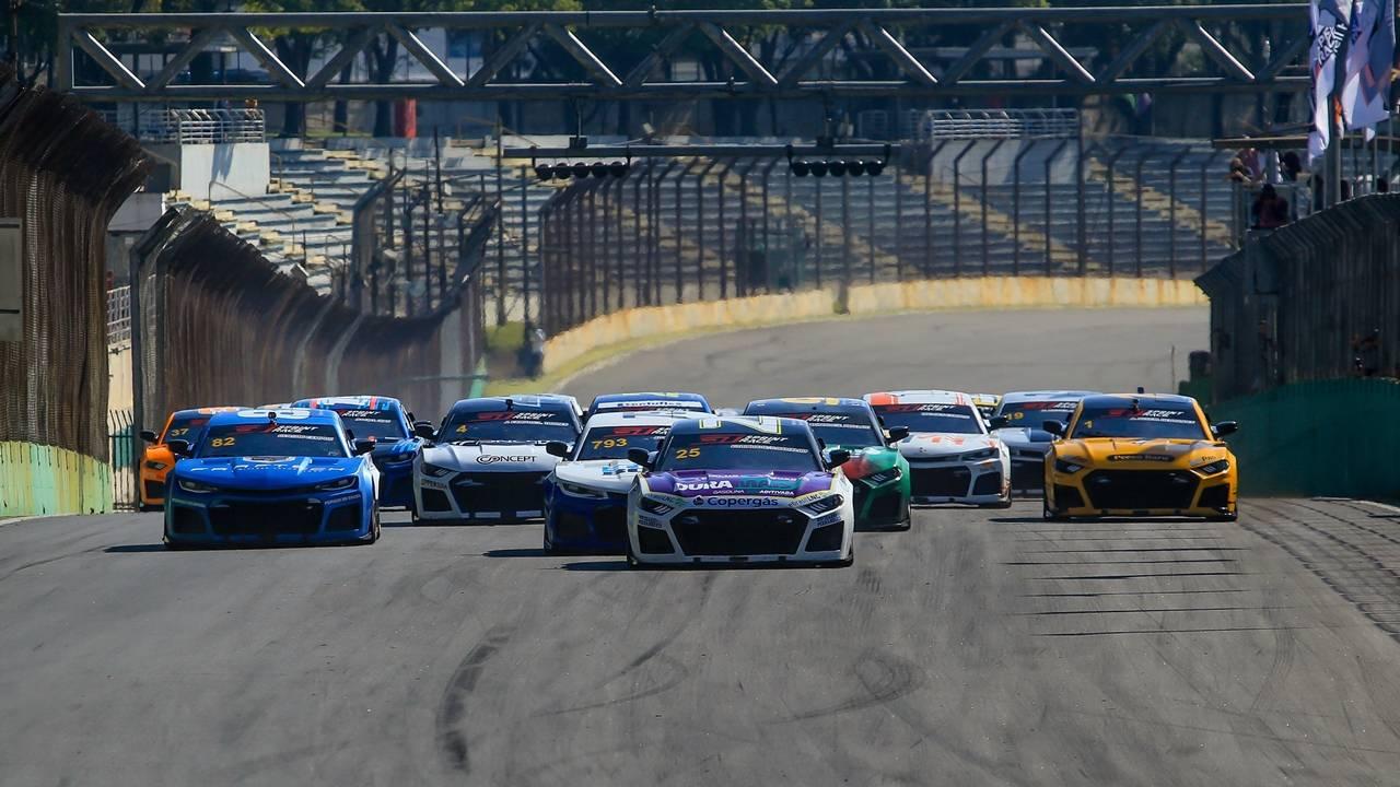 GT Sprint Race terá o segundo estrangeiro no grid da edição 2021 em Cascavel