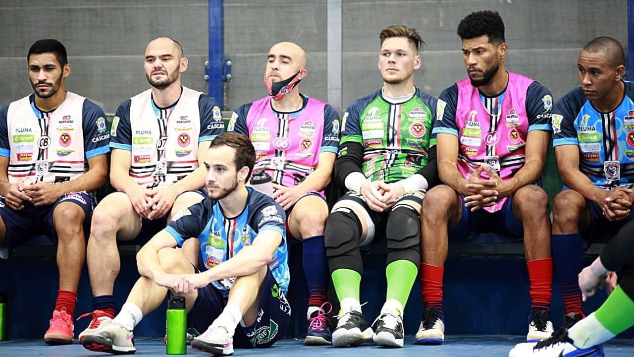 Cascavel Futsal recebe o Juventude no Ginásio da Neva pela Liga Nacional