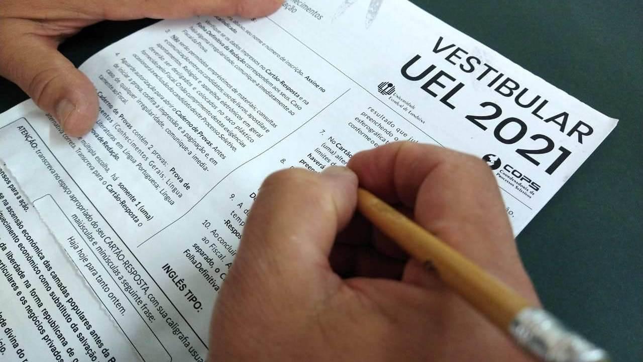 UEL divulga 2ª convocação e lista de espera do Vestibular 2021 nesta terça-feira
