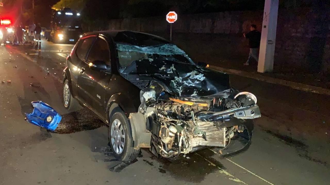 Vereador tem reunião com DER na busca de solução para acidentes perto do Recanto Marista
