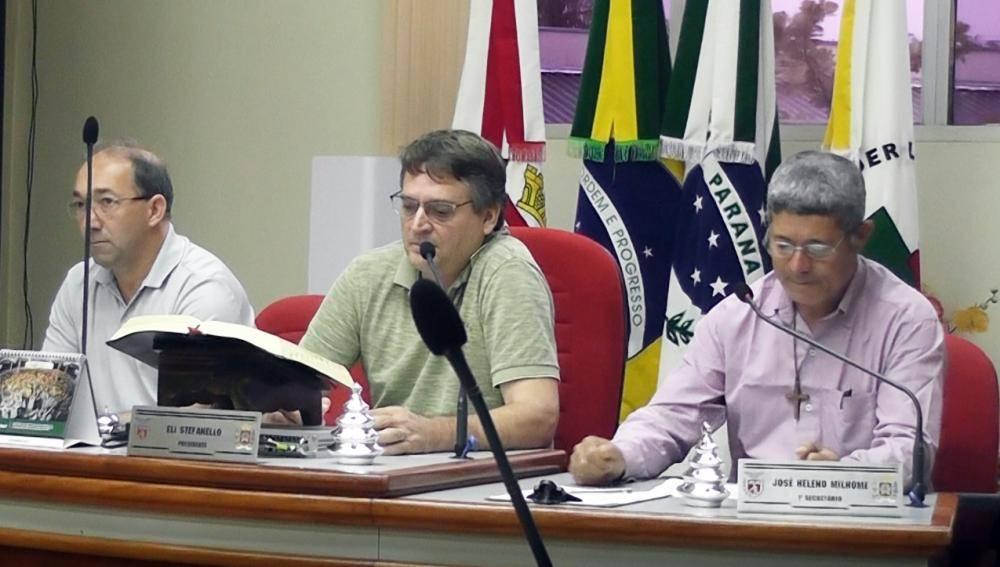 Coronavírus provoca o isolamento de todos os vereadores de Corbélia
