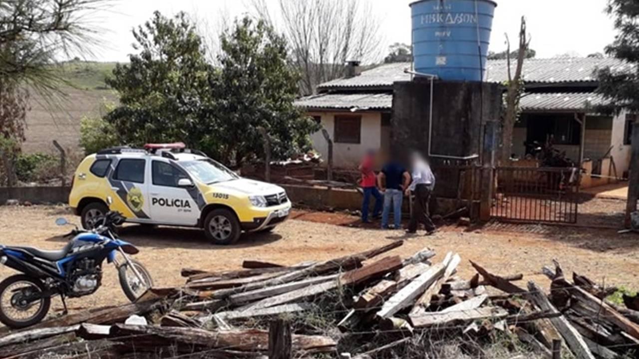 Homem de 73 anos é encontrado morto e com as mãos amarradas no Sudoeste