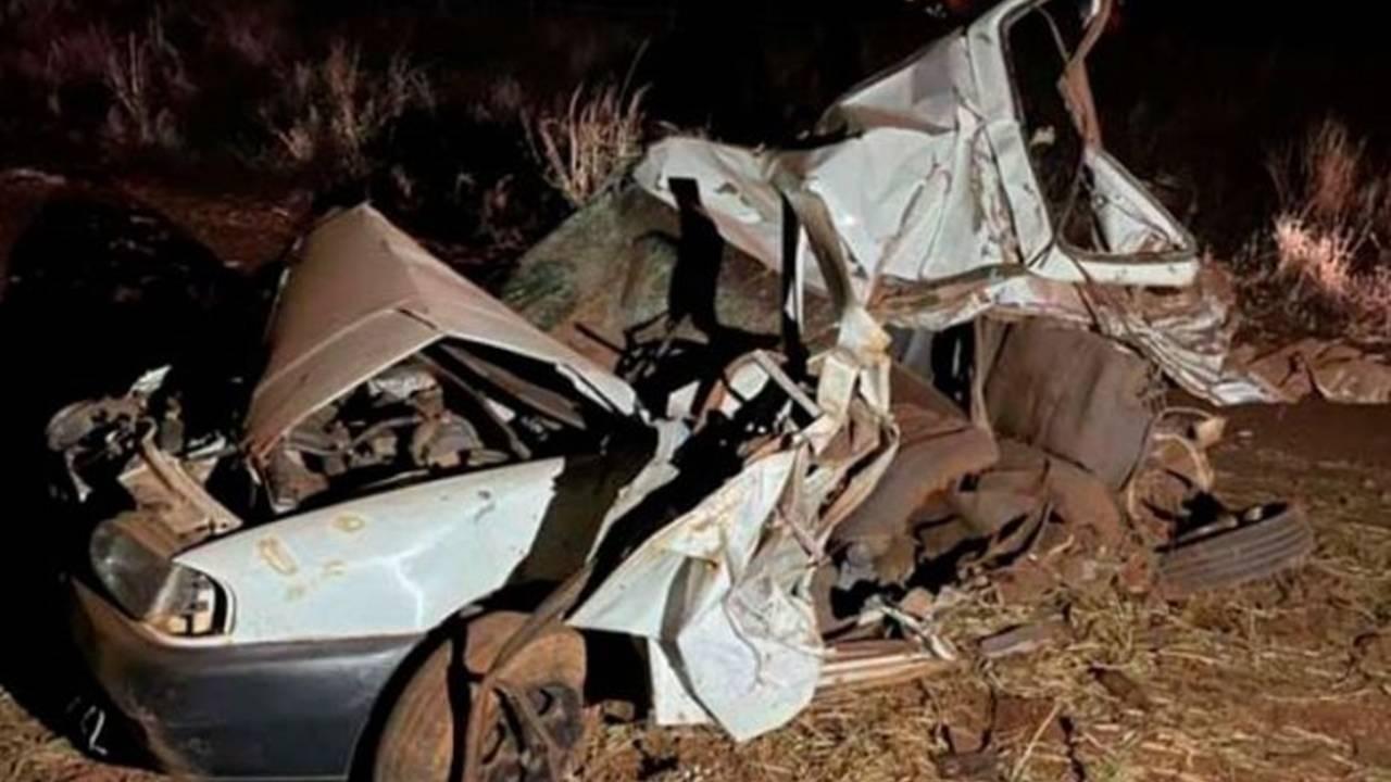 Seis pessoas morrem em grave acidente na BR-364 no Mato Grosso