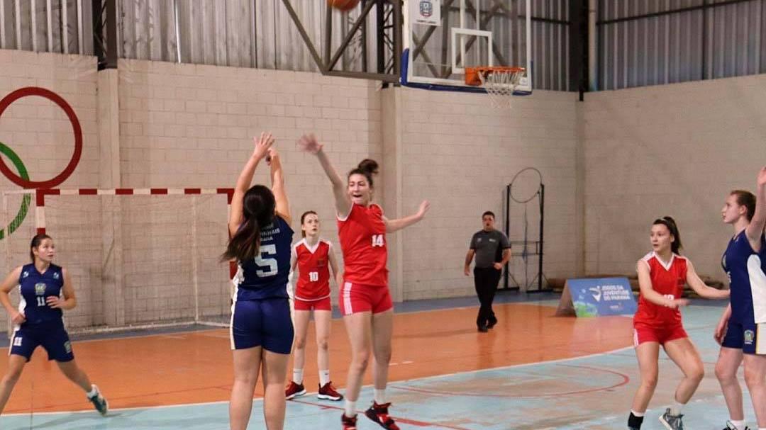 Jogos da Juventude do Paraná iniciam com mais de 7 mil participantes