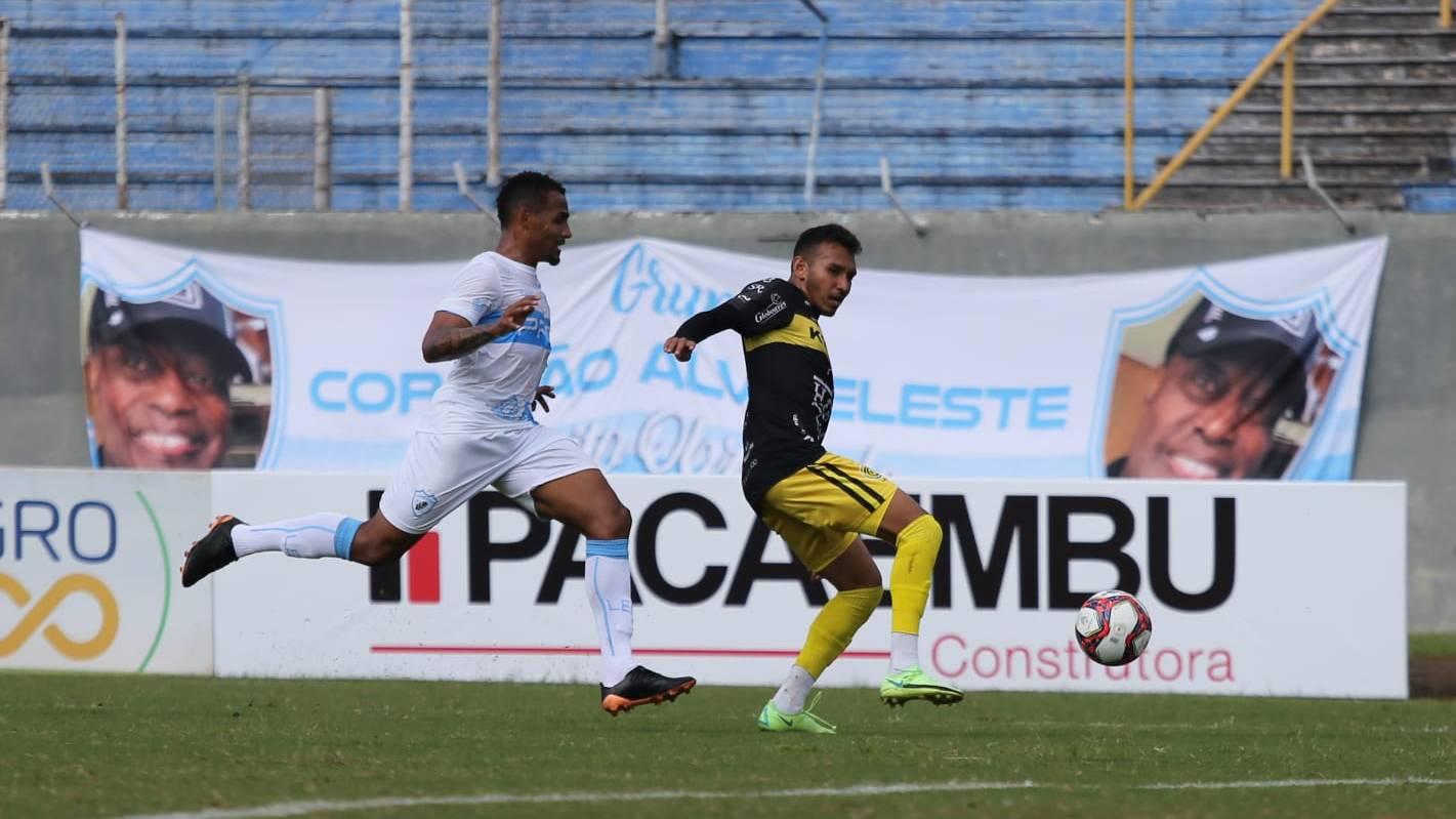 FC Cascavel é derrotado nos pênaltis pelo Londrina e é vice-campeão do Paranaense 2021