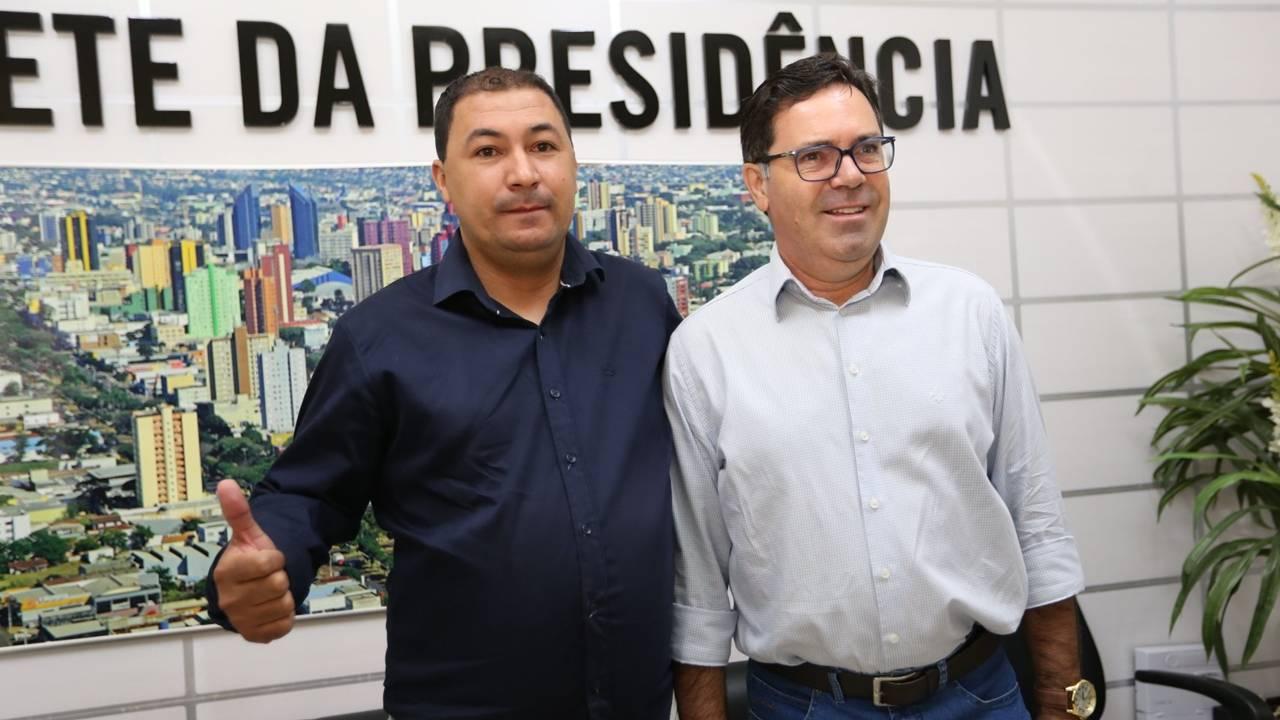 Joceh da Autoescola assume o cargo de vereador por 30 dias na vaga de Edson Souza