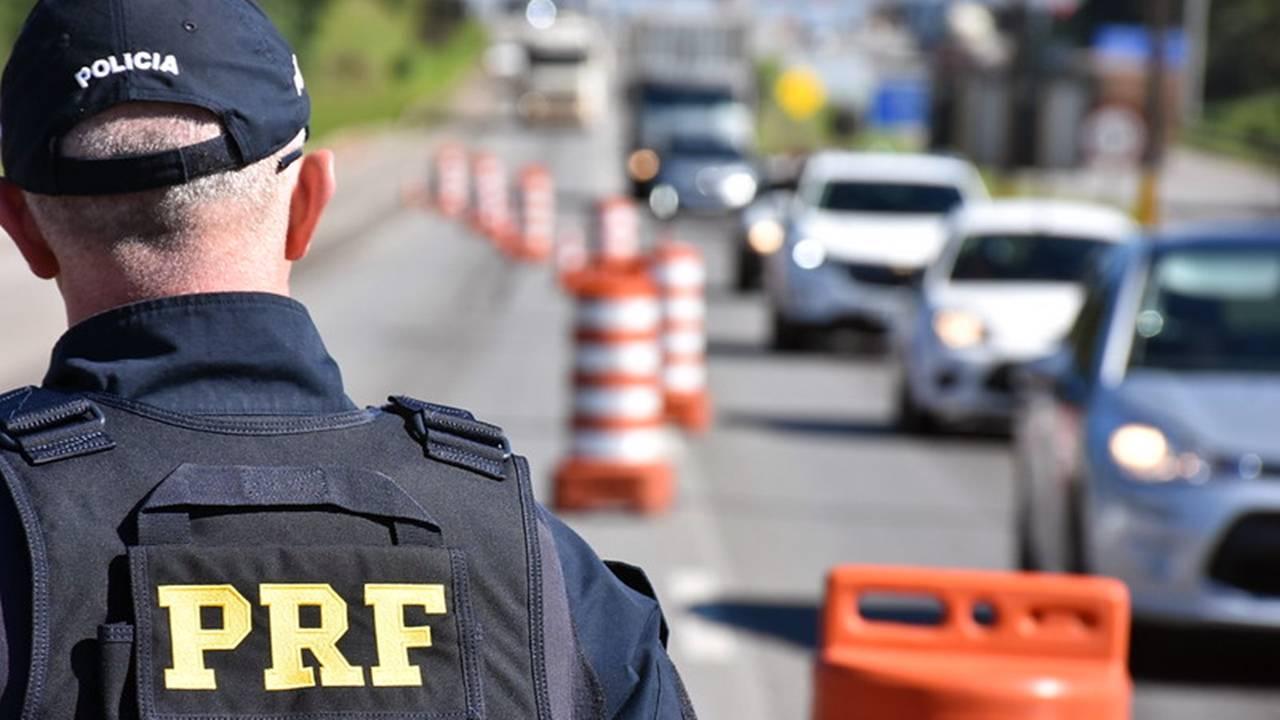 Nossa Senhora Aparecida: PRF/PR registra queda no número de acidentes e feridos durante a operação