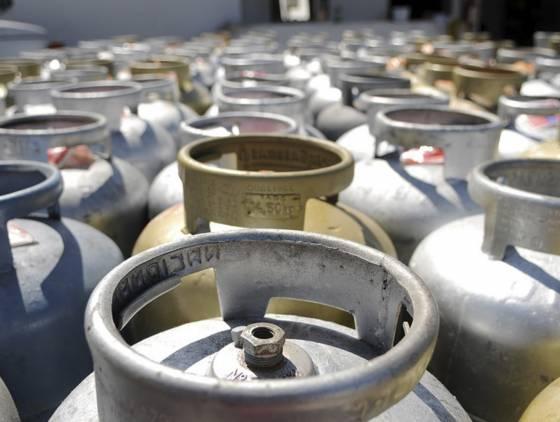 Preço do gás de cozinha tem nova alta nas distribuidoras a partir desta segunda
