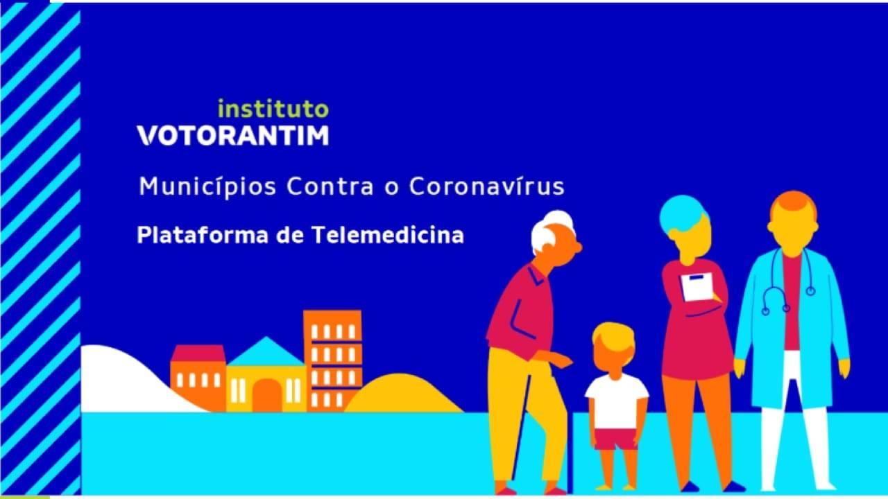 Secretaria de Saúde de Cascavel implanta plataforma online do Instituto Votorantim
