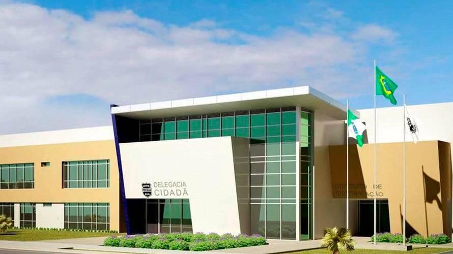 Assinada ordem de serviço para construção da nova Delegacia Cidadã de Cascavel
