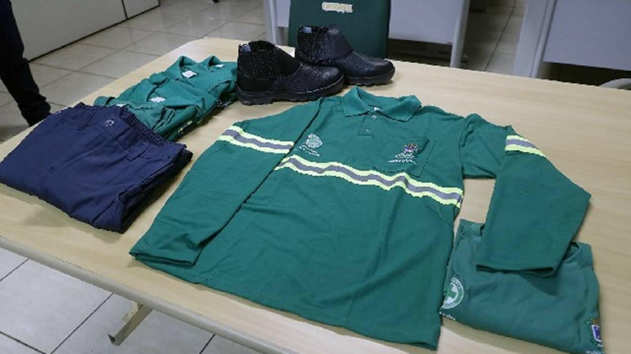 Servidores da Seagri recebem novos uniformes