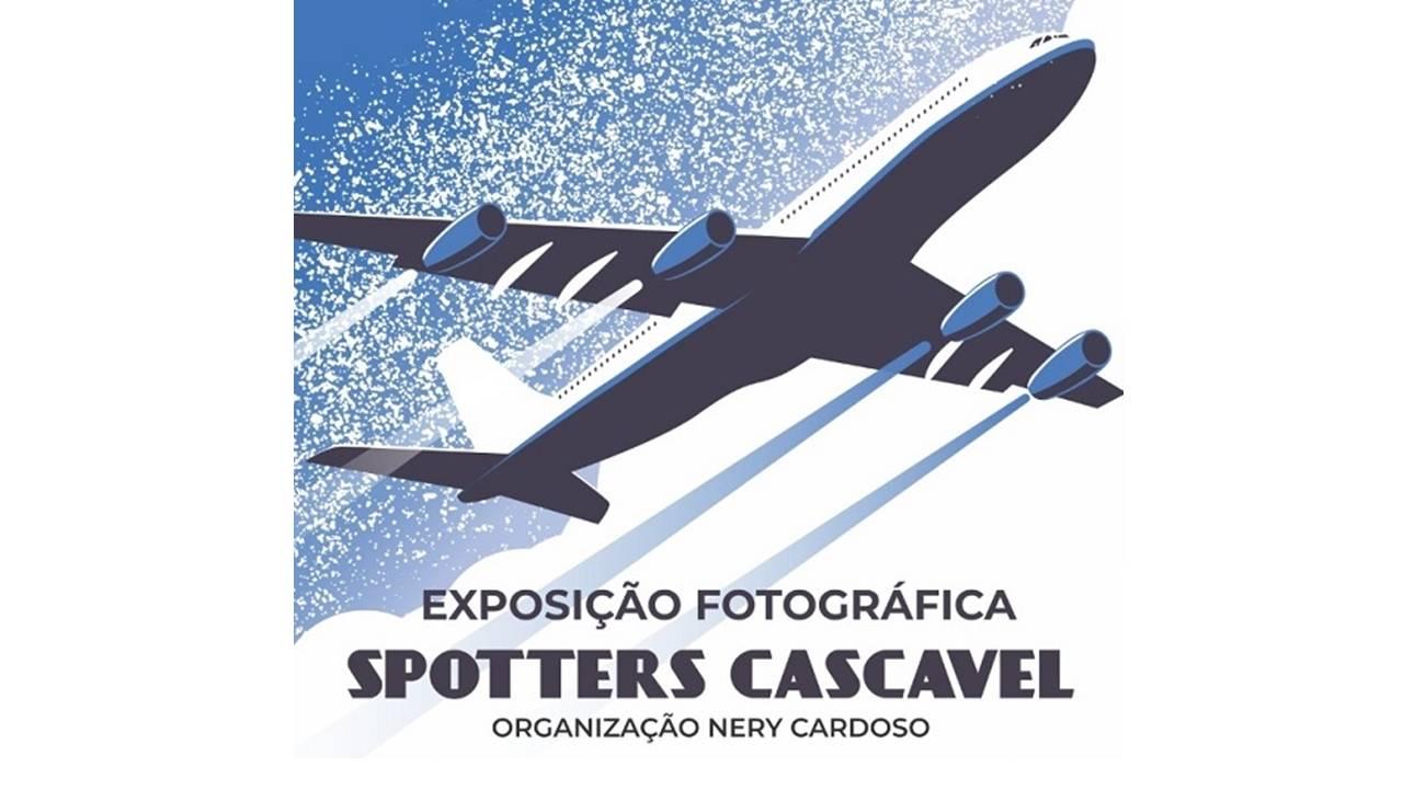 Amantes de aviação realizam exposição fotográfica no Aeroporto Municipal