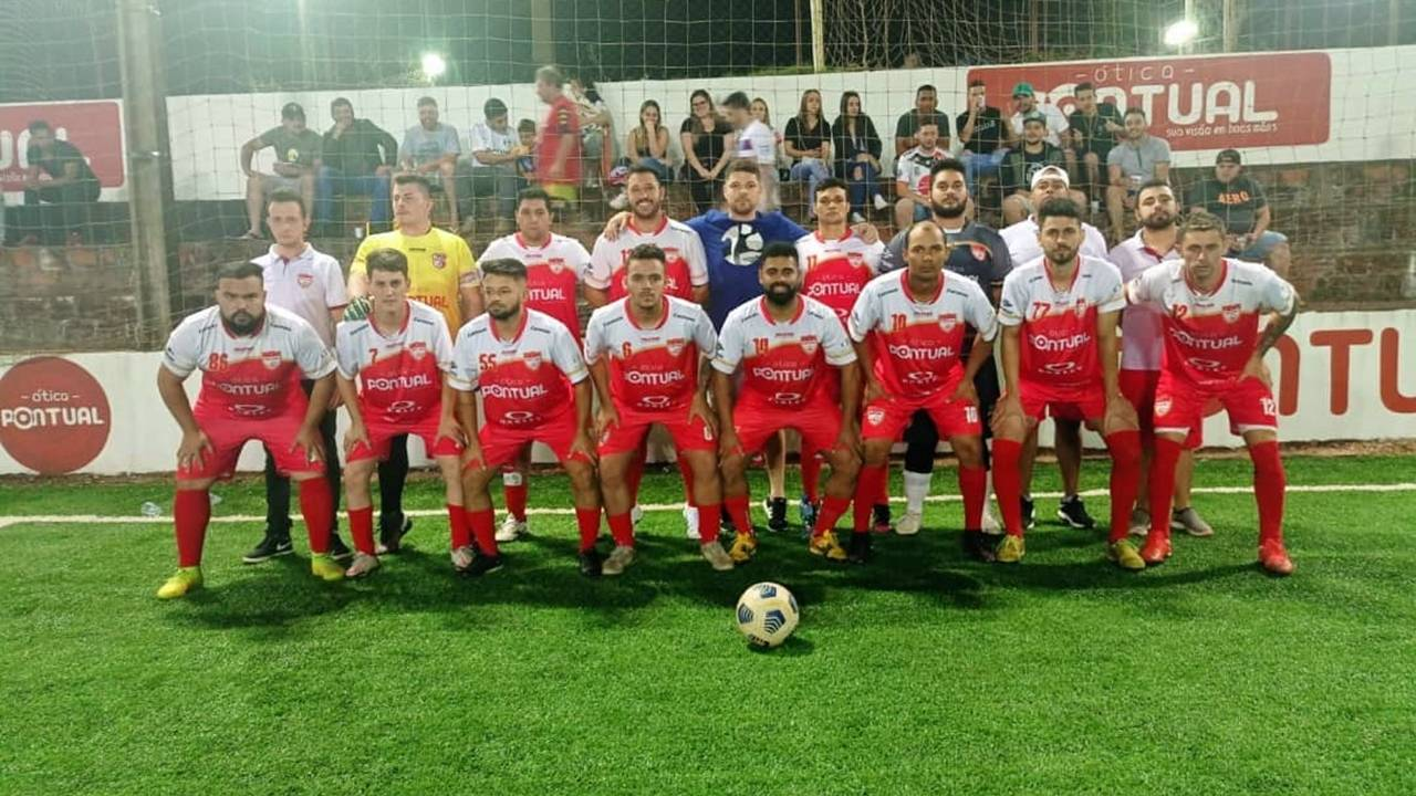 Ótica Pontual vence Buenão/Guidi e é campeã da 5° Copa Metropolitana de Fut7 - Prata