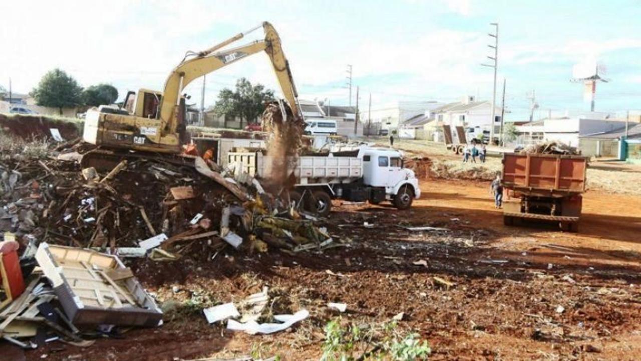 Vereador pede realização de novo mutirão de limpeza em Cascavel