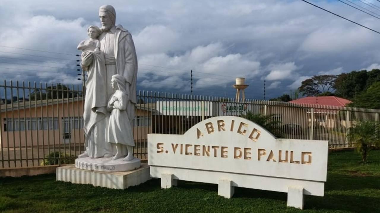 Madril pede ao governo estadual R$ 200 mil para Abrigo São Vicente de Paulo