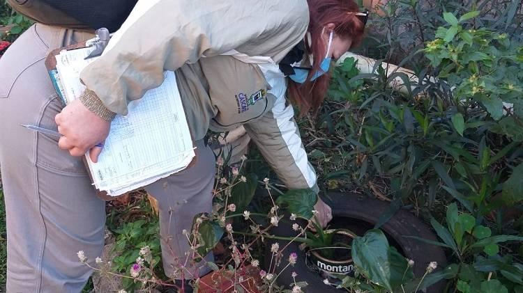 Vigilância em Saúde Ambiental inicia na segunda-feira (18) o último Liraa do ano