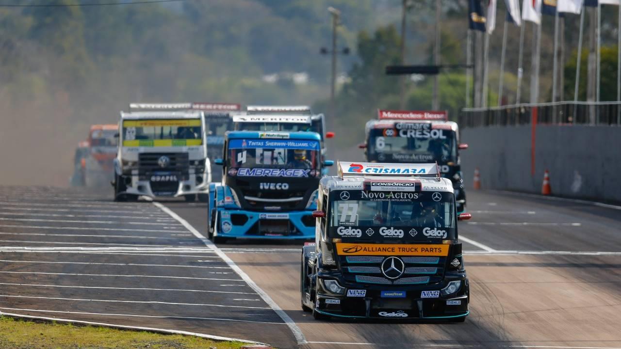 Copa Truck: Cirino e Mercedes-Benz mantêm liderança após vitórias de Marques e Losacco