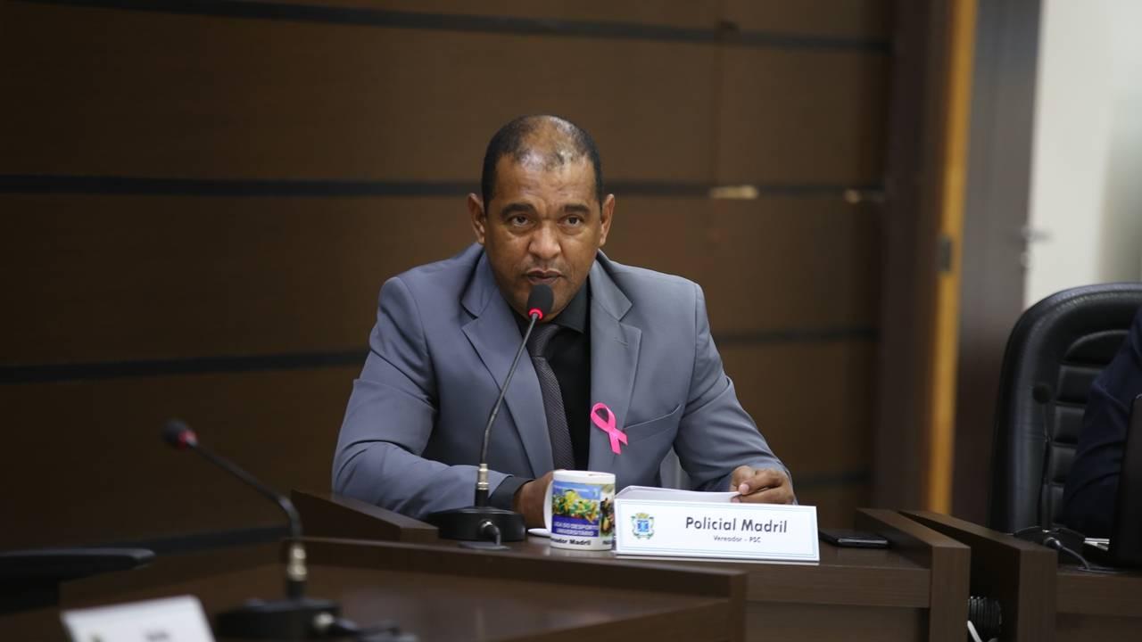 Madril pede que prédio do SIM-Paraná seja cedido para escola de formação da PM