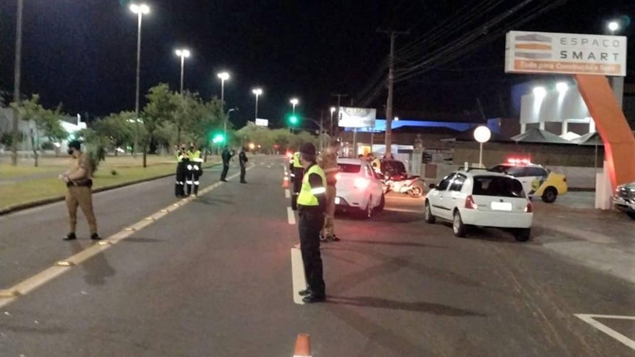 Carnaval Seguro: 49,13% das autuações são vinculadas à falta de CNH ou condução sob efeito de álcool