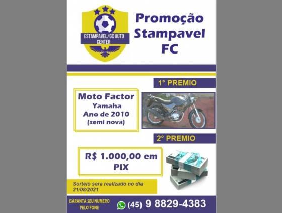 Time de Futebol Amador promove Rifa para Ajudar moradores do Loteamento Sanga Funda