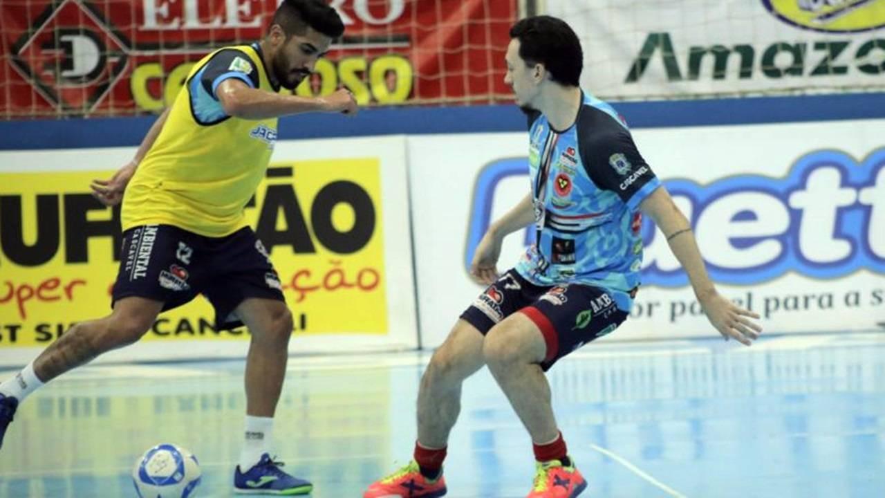Futsal: Cascavel tem estreia confirmada na Liga